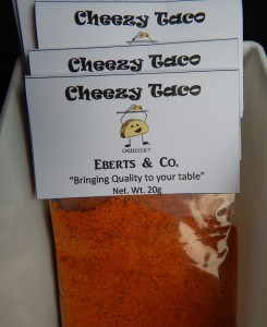Cheezy Taco Dip