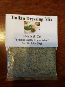 Italian Dressing dip